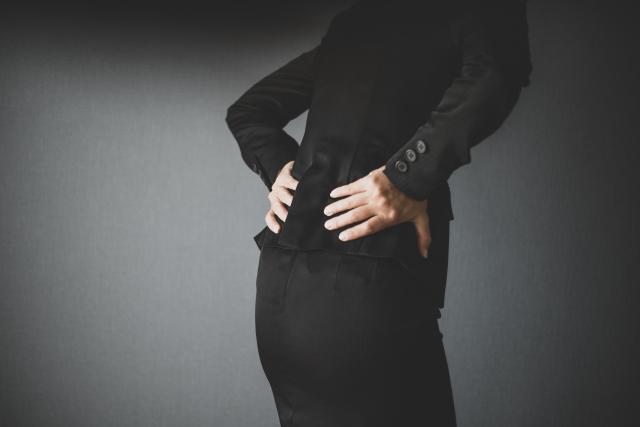 姿勢が良くなれば腰痛は良くなる!