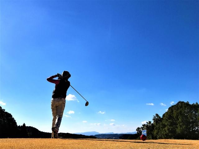 ゴルフのスイングにおける大事な身体の動き